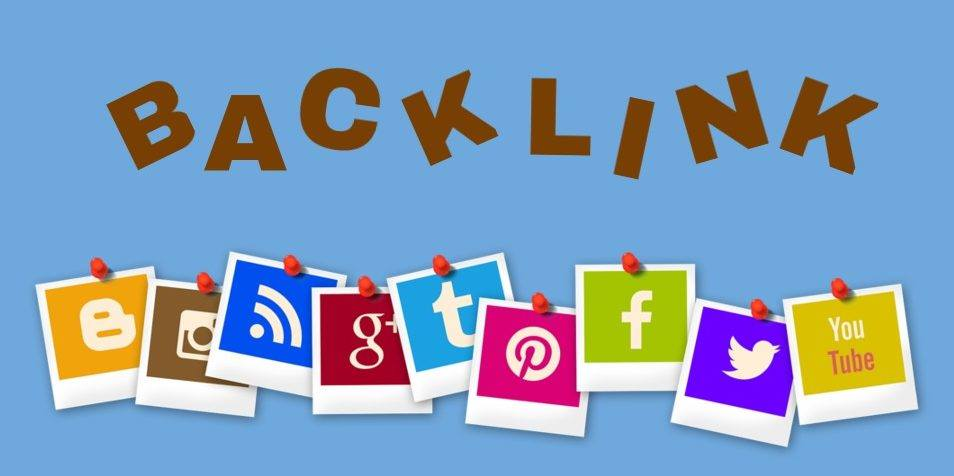 Build a variety of backlinks