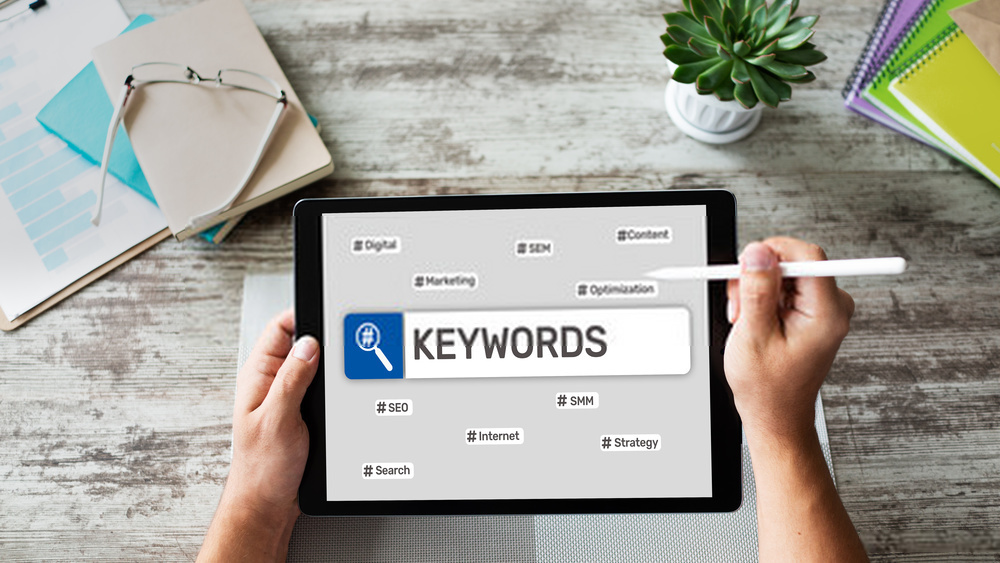 Use strategic Keywords